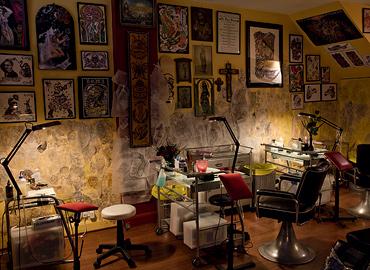Tattooers — The Family Business Tattoo