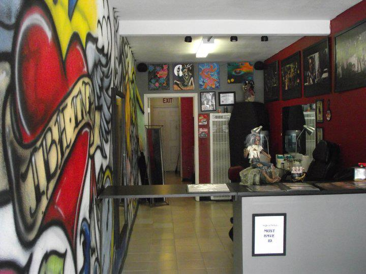 the tattoo room tattoo shop reviews