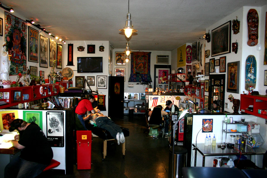 7th Street Tattoo | Tattoo Shop Reviews