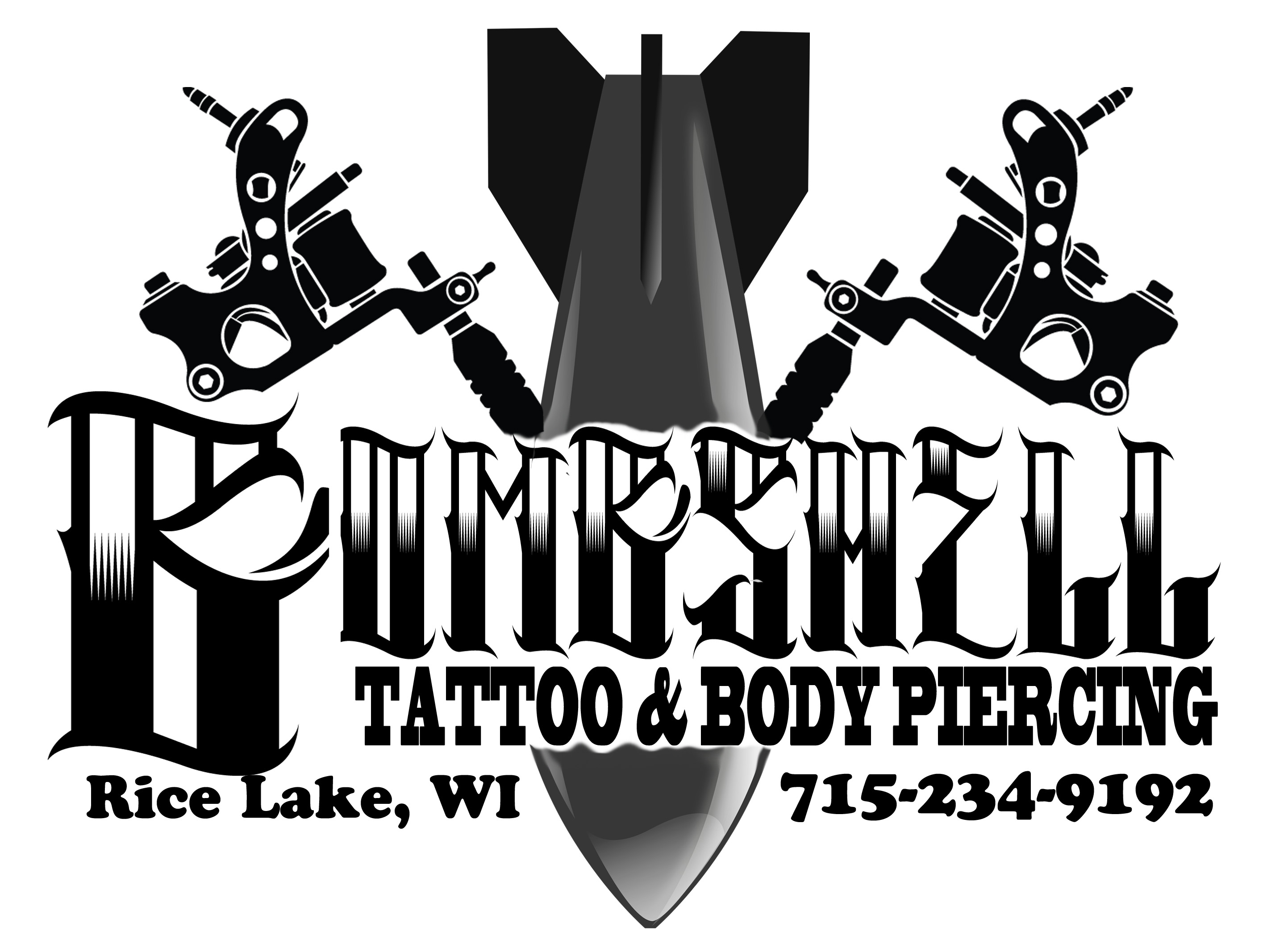 Bombshell tattoo body piercing tattoo shop reviews for Tattoo shops in eau claire