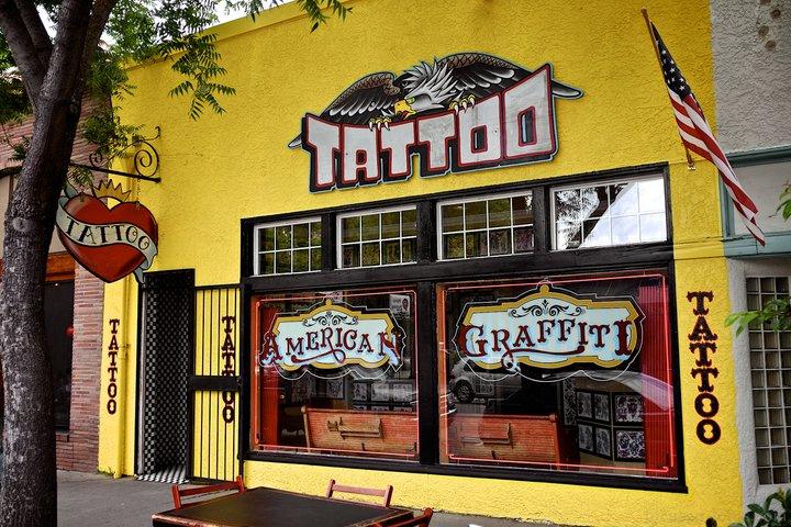 American graffiti tattoo tattoo shop reviews for American graffiti tattoo