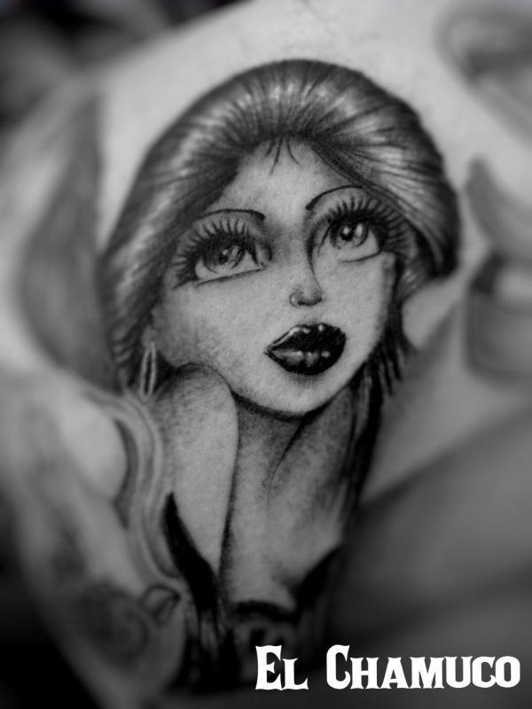 Teen Angel by El Chamuco