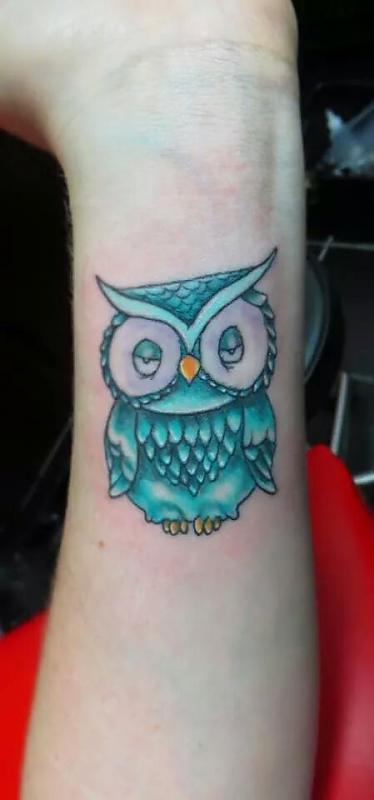 if stewie was an owl