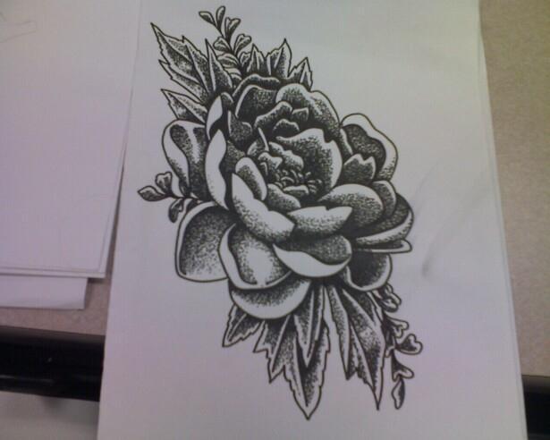 dot flower
