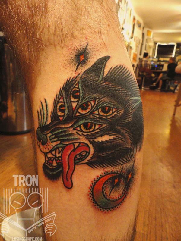 5 eyed wolf
