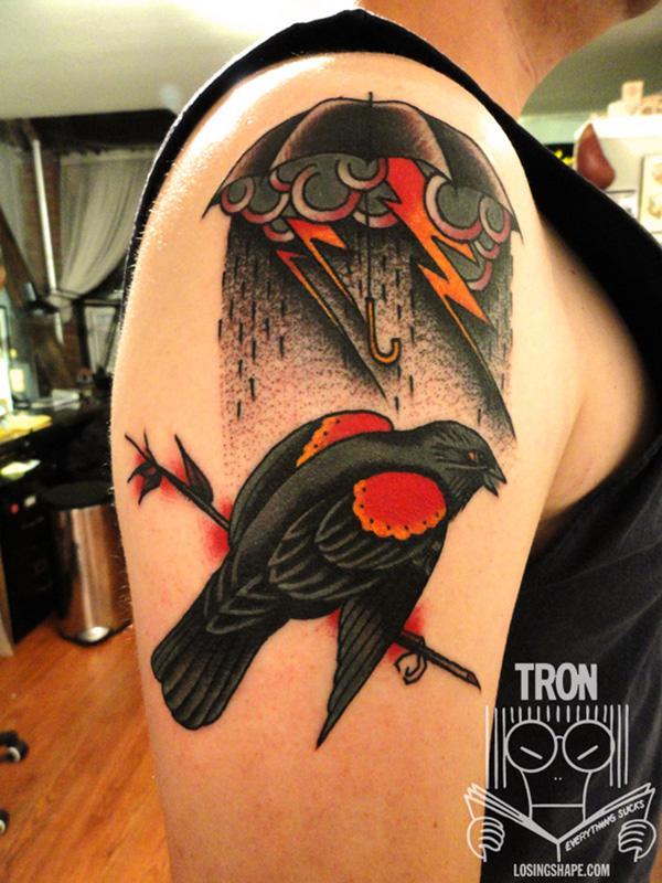 cloud crow