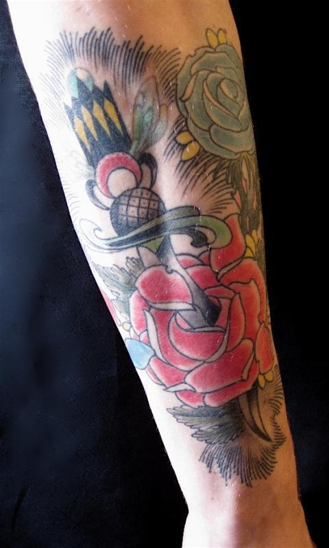 bowles roses
