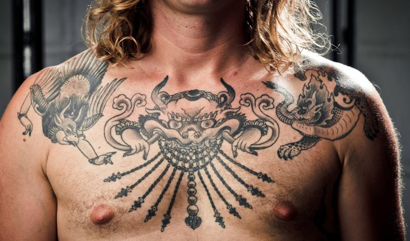 viktor chest