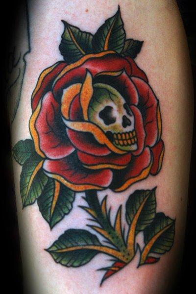 Tilt rose