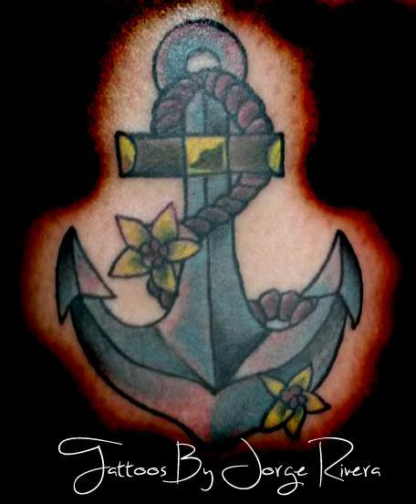 girlie anchor