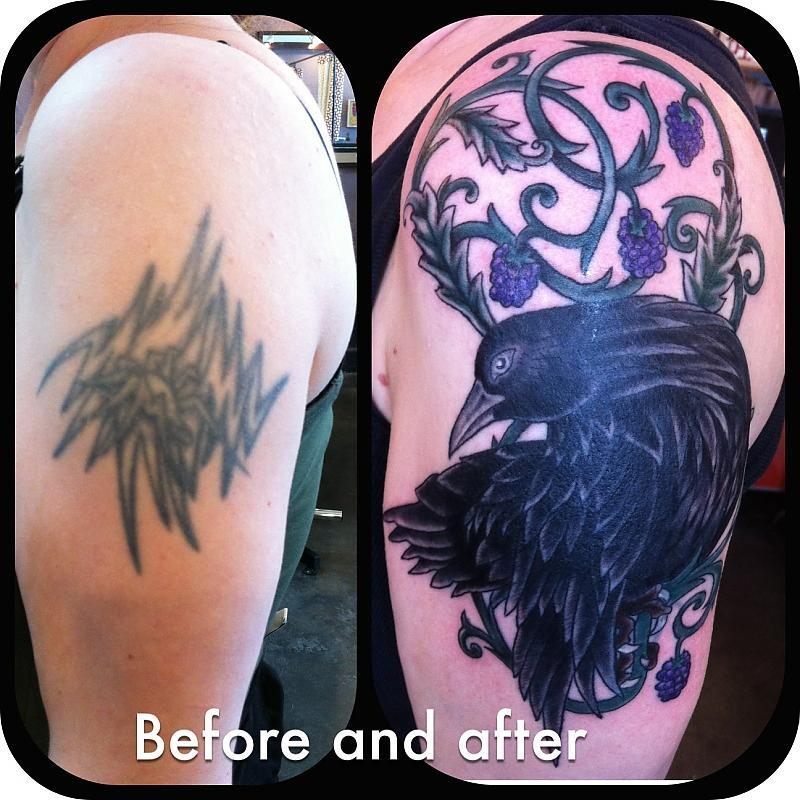 bird coverup