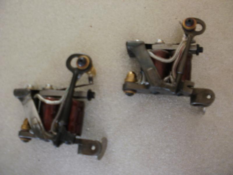 key machines