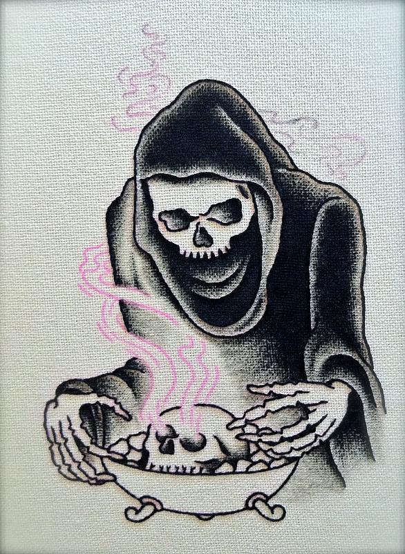 reaper stitch