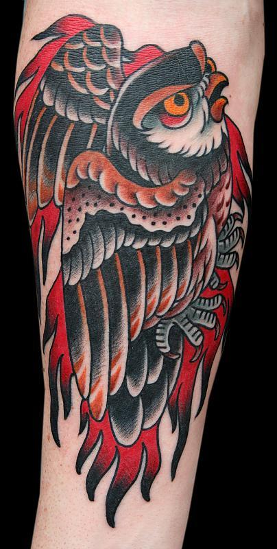 owl flame