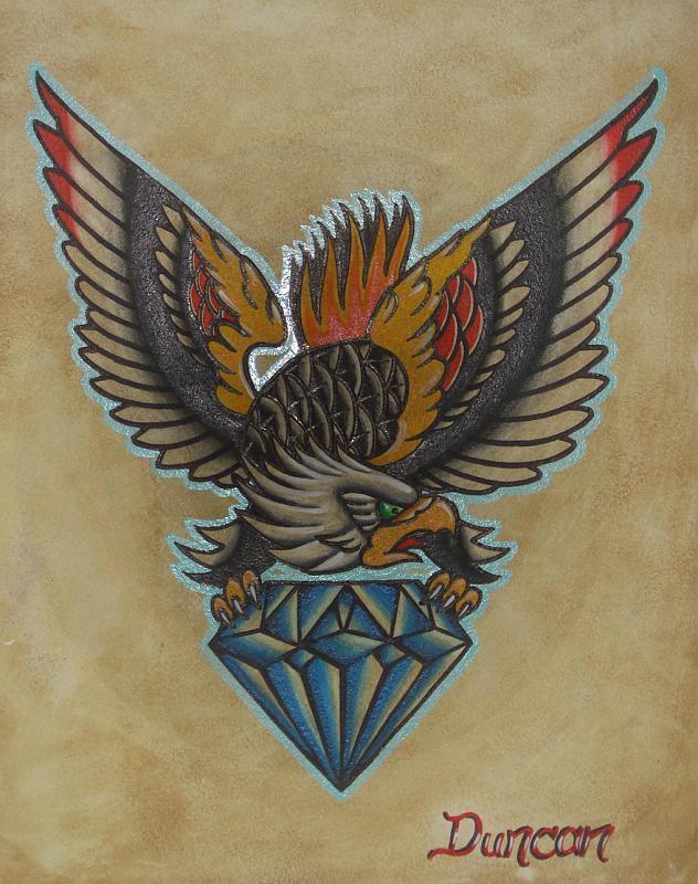 eagle paint