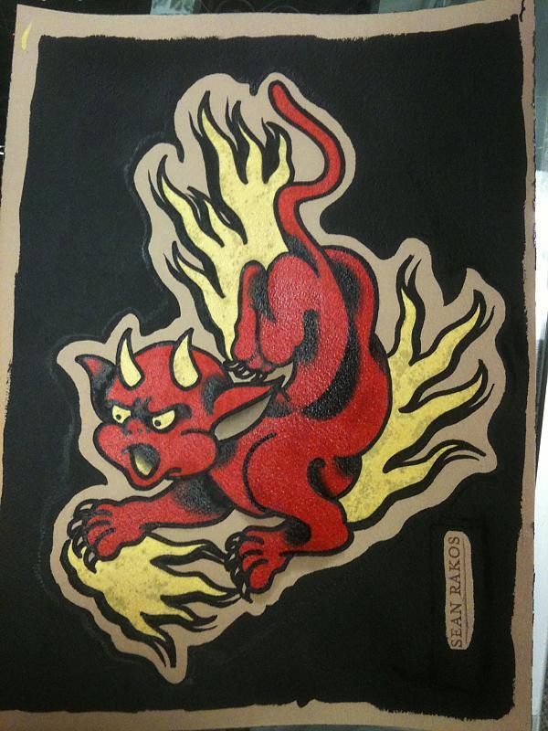 devil panther