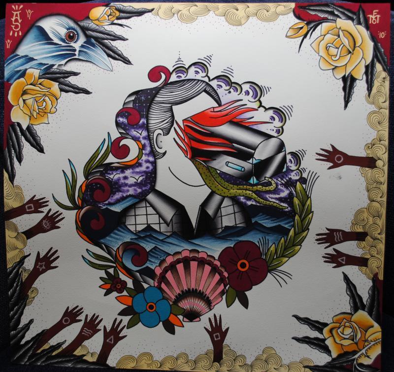 sailor art