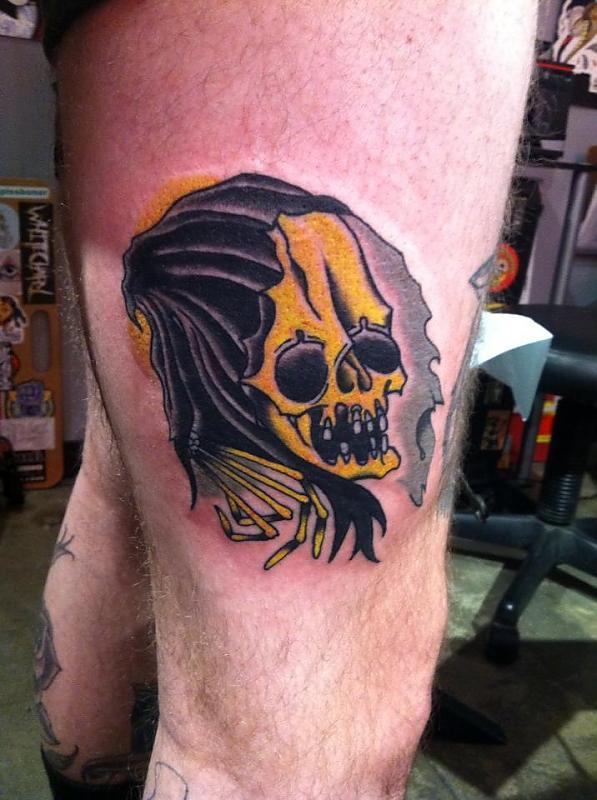 I love reaper skullys