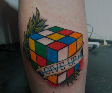 fuck it rubix cube