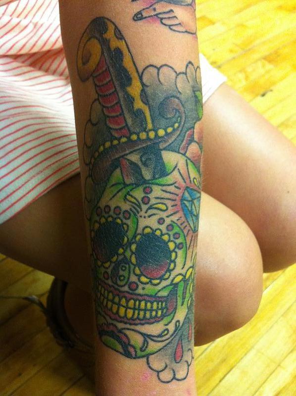 tattoos skull