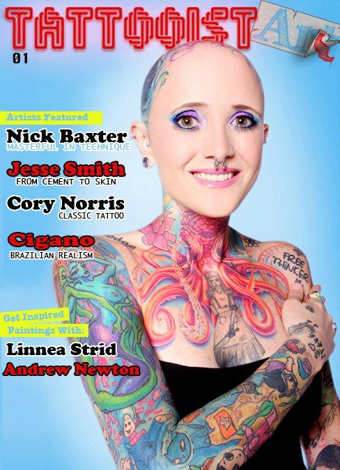 Tattooist Art Magazine Issue 1