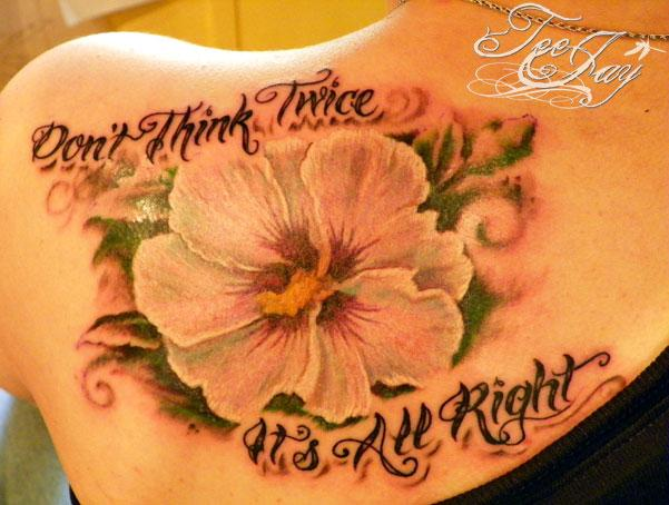 Flower Tattoos Page 12 Last Sparrow Tattoo