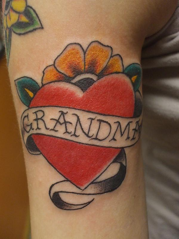 billy flip mccoy grandma heart
