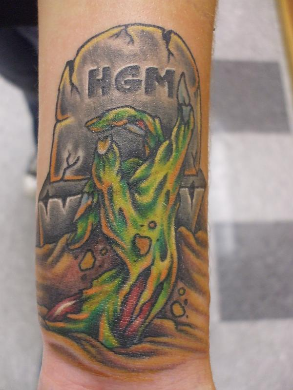 dead hand billy flip mccoy spike-o-matic tattoo 651 s.park st. madison wi. 53715 608-316-1000 37