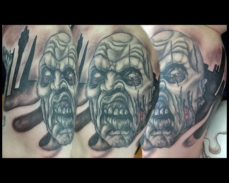 Random Zombie
