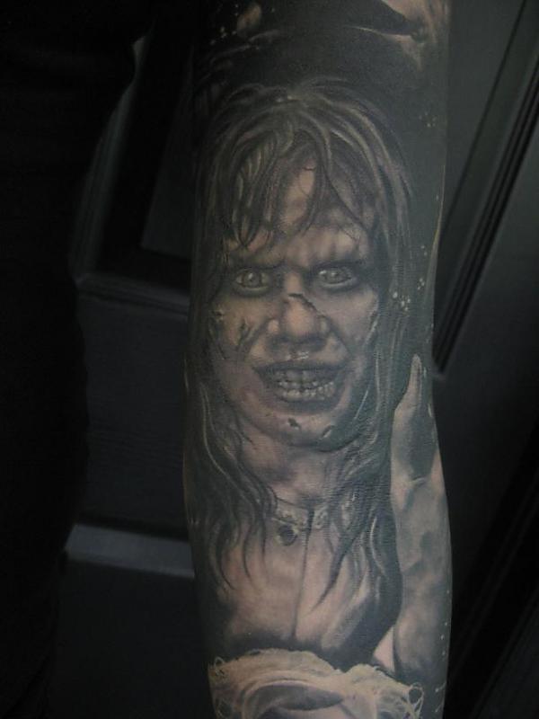 Tiffany's Horror Arm