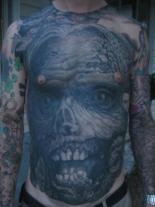 Zombie Gut