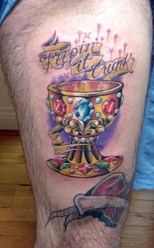 crunk cup