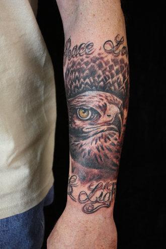 2010 Debut Eagle