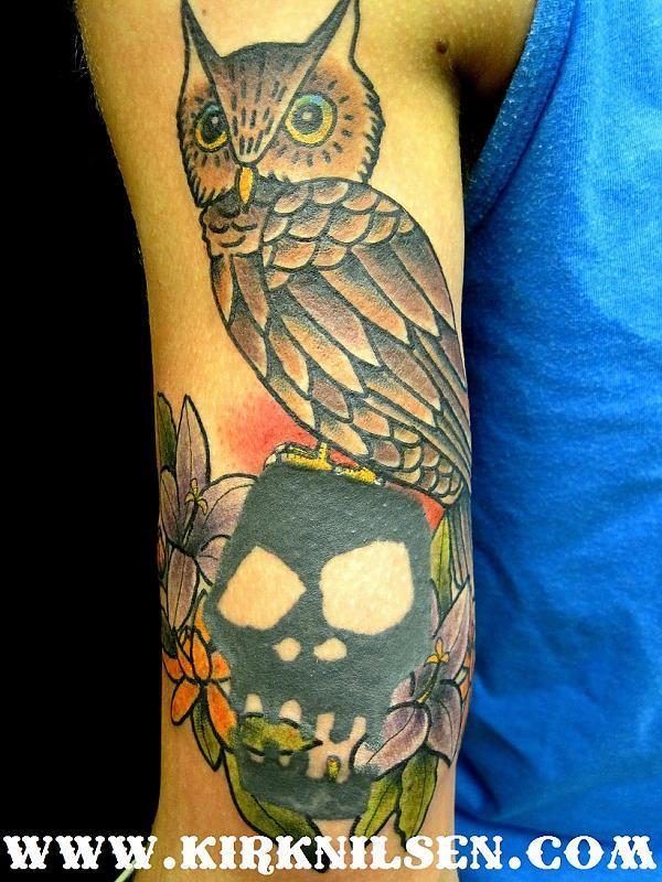 Tattoos by Kirk Edward Nilsen II
