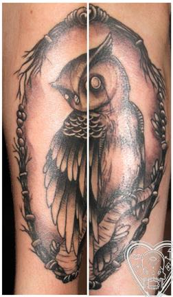 FRAMEDLA OWL WM LO
