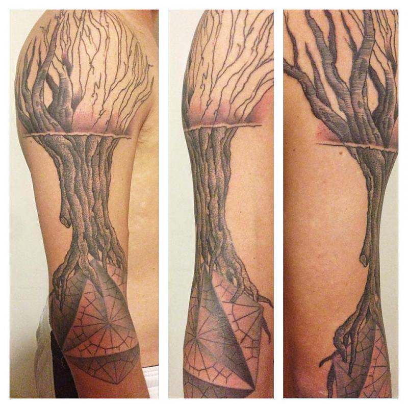 Family Tree (part 2), by MXMTTT