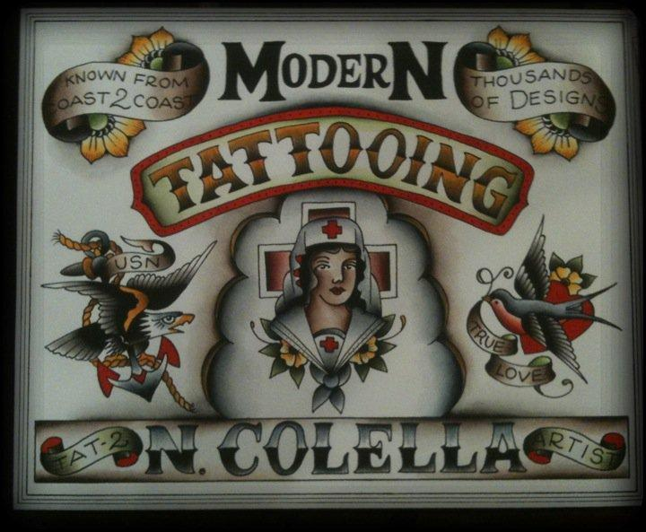 Modern Tattooing