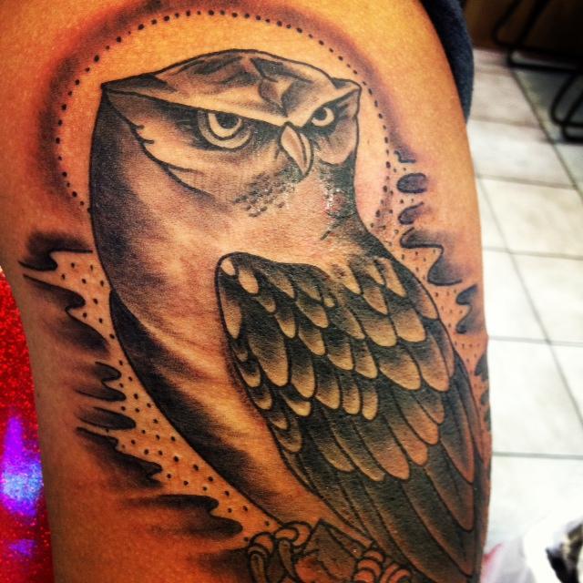 tim Goodrich Aloha Tattoo Hawaii