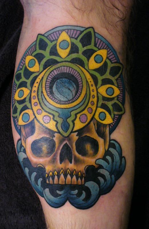 cj skull