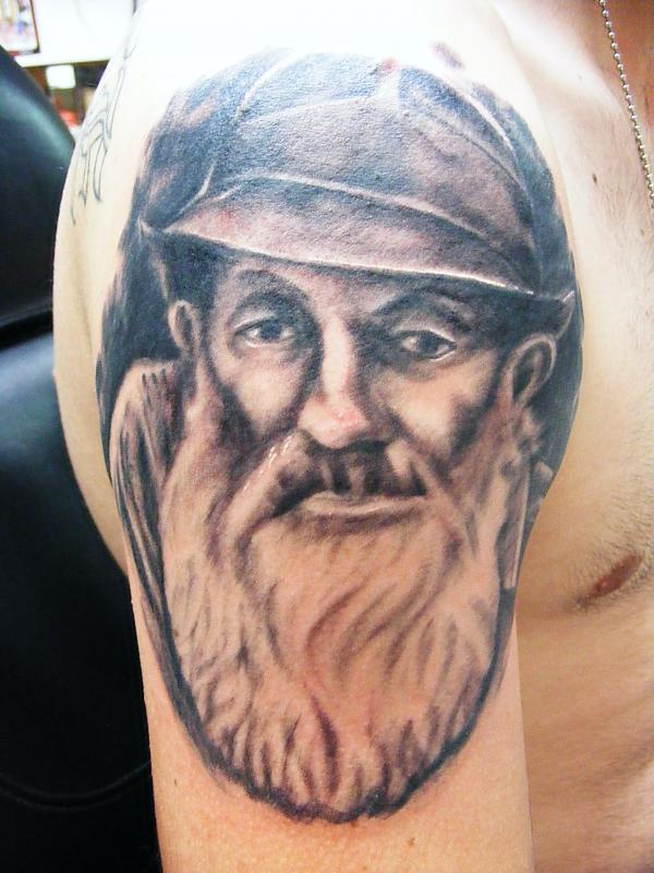 Tattoos by Scott Dees