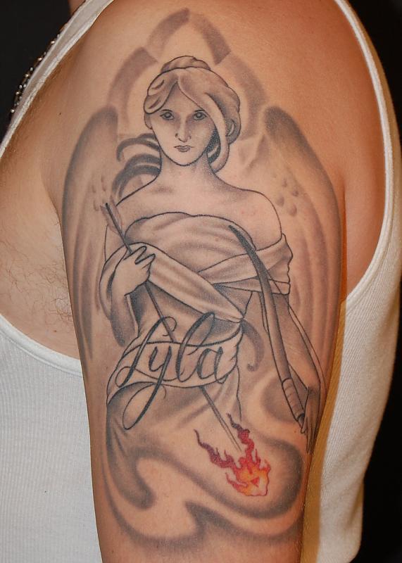 Sagittarius Angel