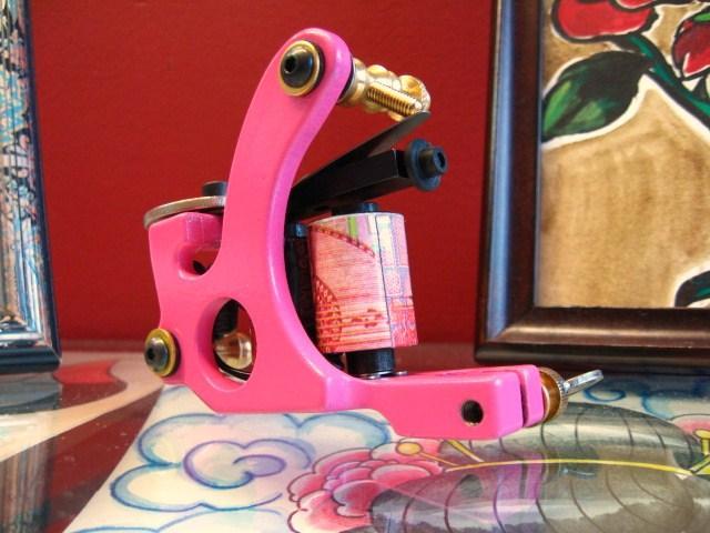 Pink Walker Shader
