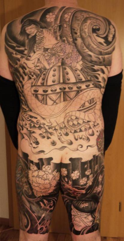back piece