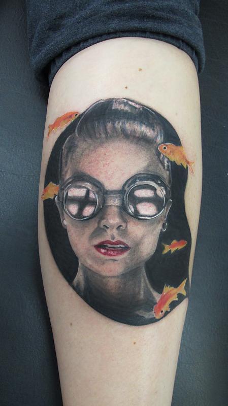 GoldFish Tattoo
