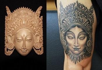 tattoo and reference