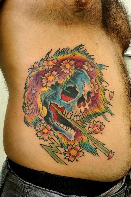 Don Ed Hardy Skull