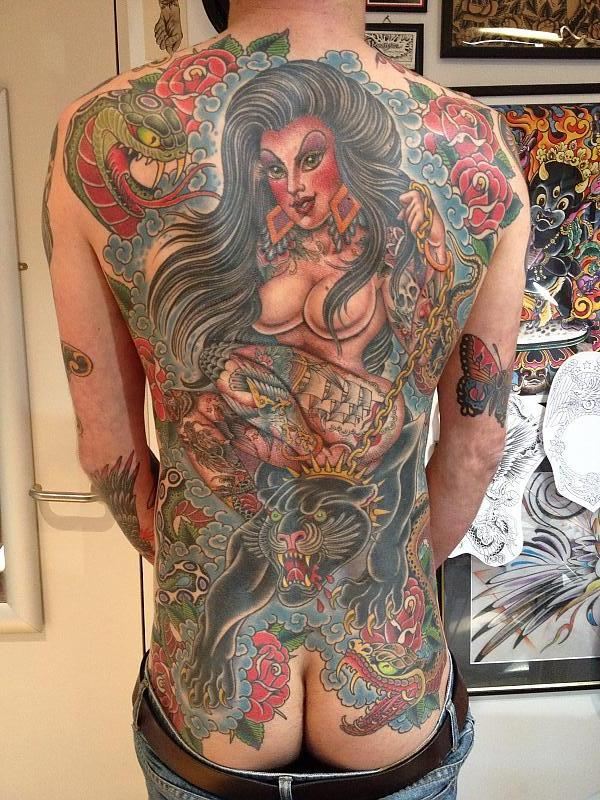Valerie vargas back piece