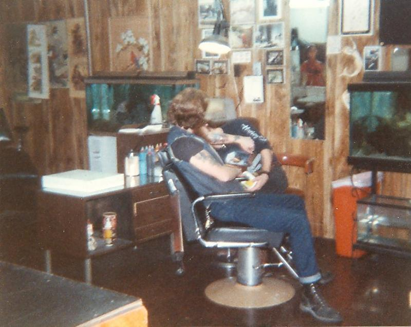 1984 tattooing by dale grande 1