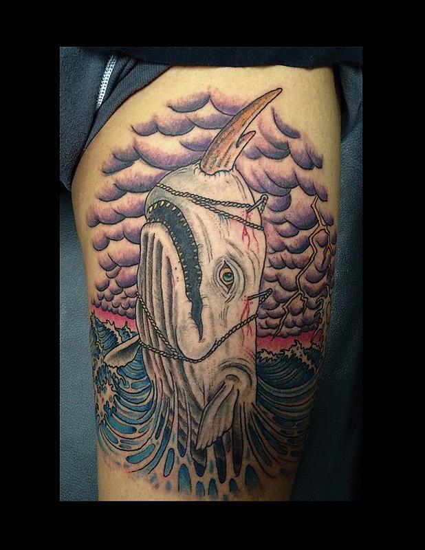 Gnar Whale