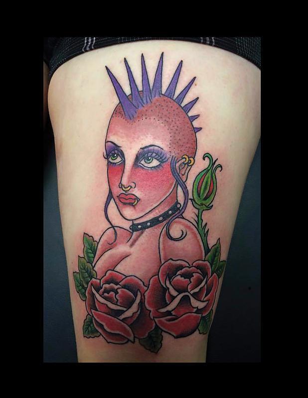 Punk Chick